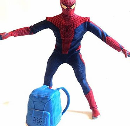 Marvel Comics SPIDERMAN 10`` Superpsoe Talking Action figure [not boxed]